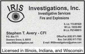 Iris Investigations Ad2